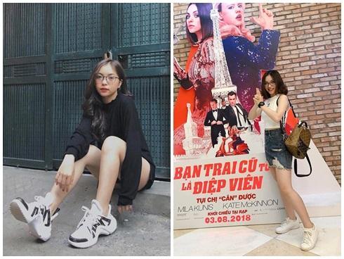 Bóc giá loạt hàng hiệu chất như núi của hai cô bạn gái cầu thủ Duy Mạnh, Quang Hải: Ai mạnh hơn?-6