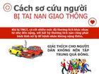 Bác sĩ bệnh viện Việt Đức chỉ cách cứu nạn nhân tai nạn giao thông ngay tại hiện trường
