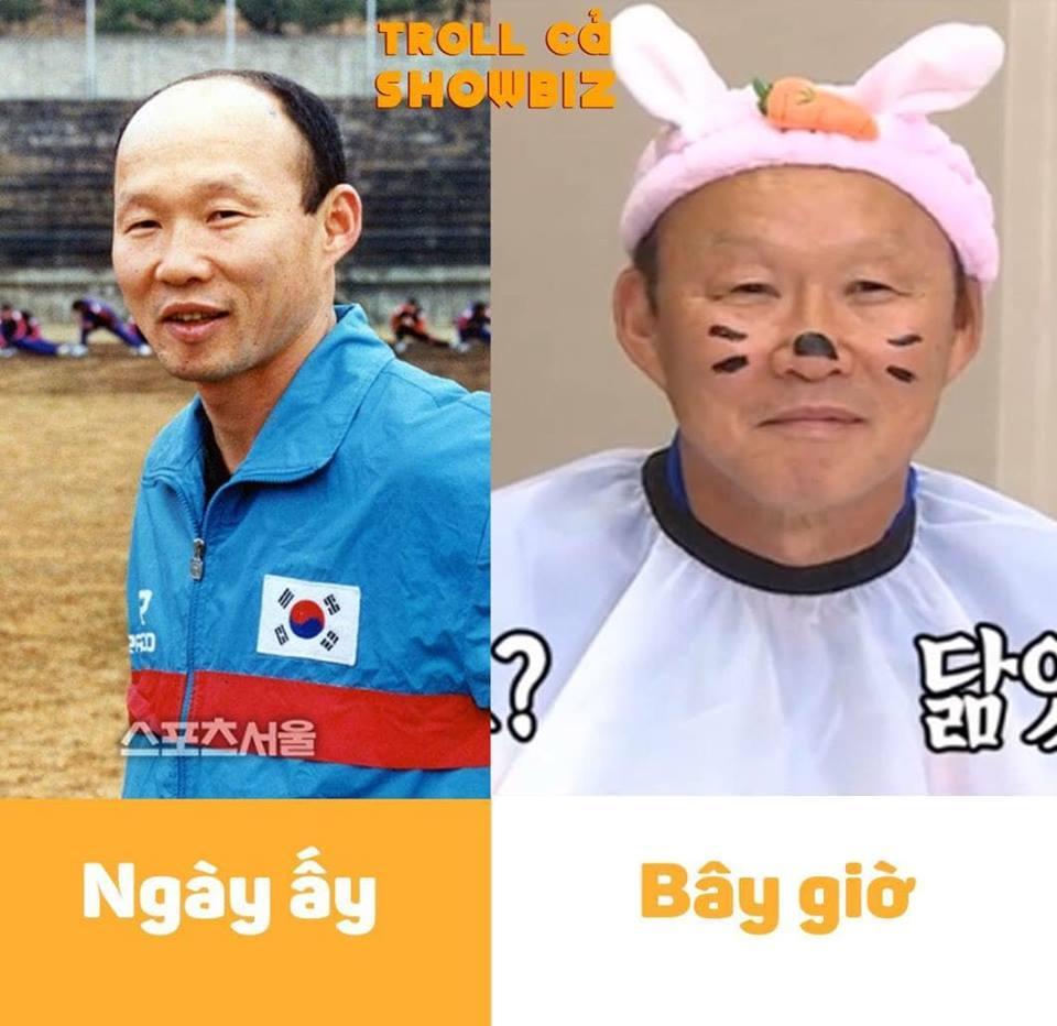 Bị đào mộ ảnh theo trào lưu ngày ấy bây giờ, tuyển Việt Nam khiến fans cười bò, tội nghiệp nhất là Công Phượng-1