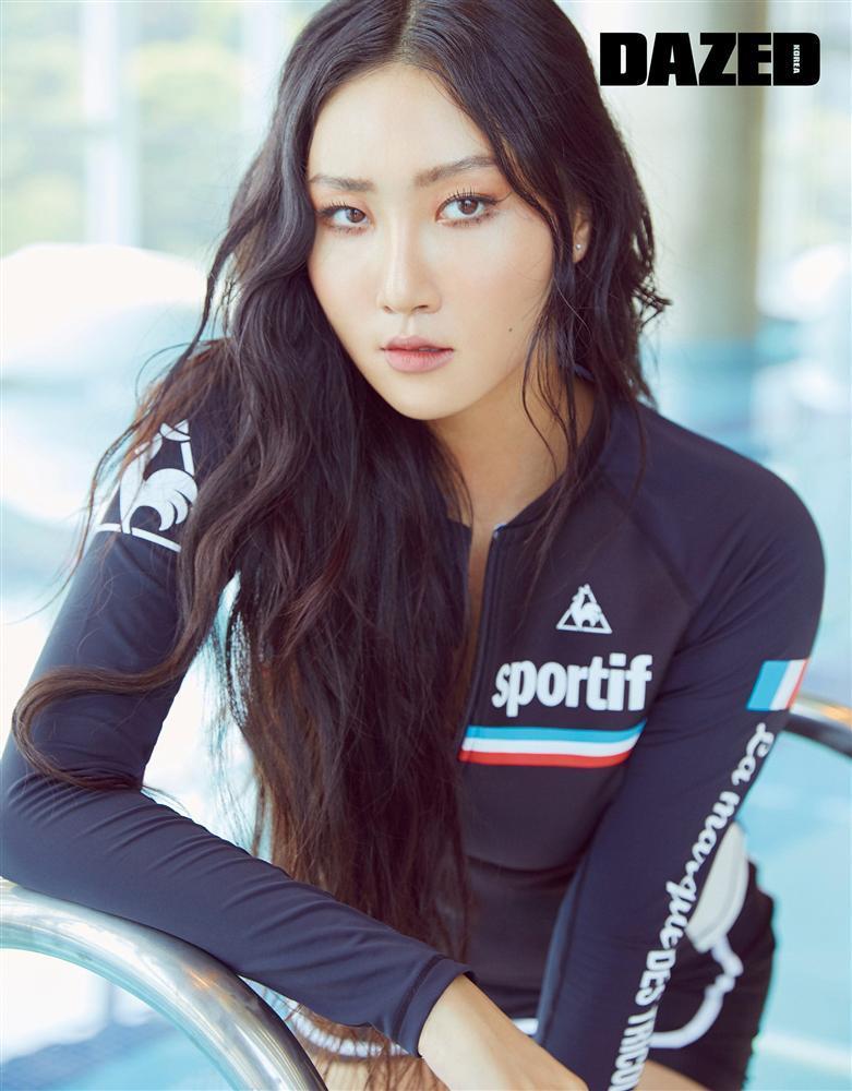 Chị đại Kim Hee Sun khoe mặt mộc đẹp xuất sắc ở tuổi tứ tuần-4