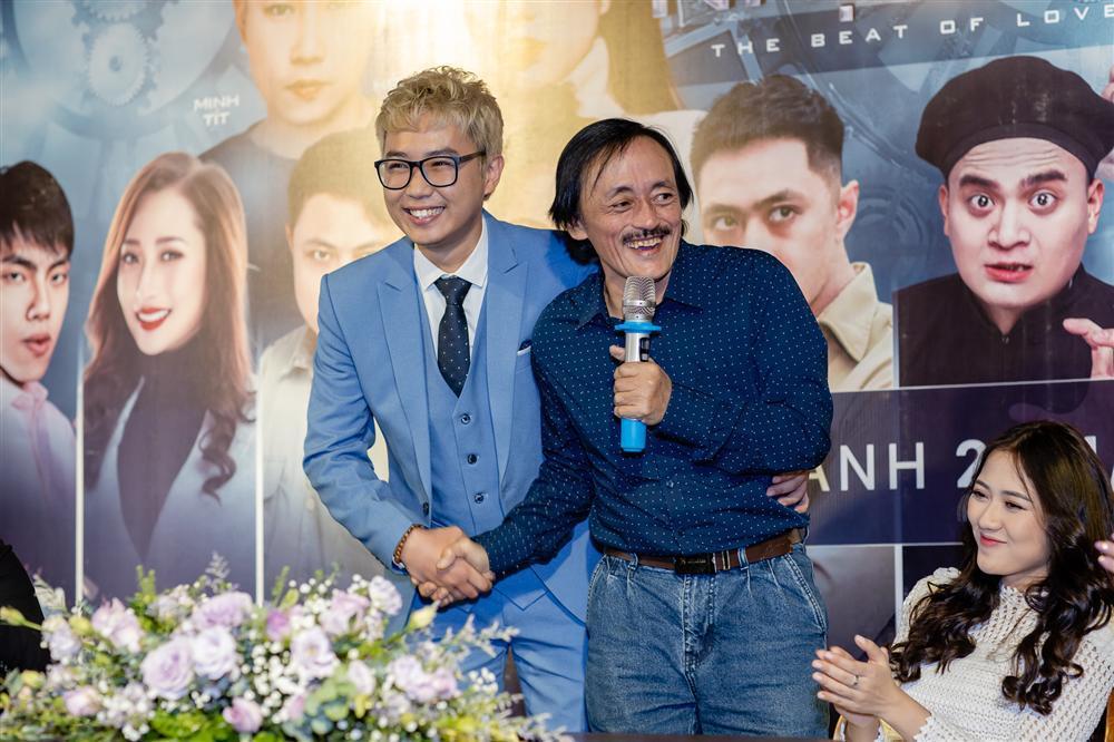 Nghệ sĩ Giang Còi: Làm phim hài đừng cố gắng cù nách khán giả bằng các số đo của hot girl-2