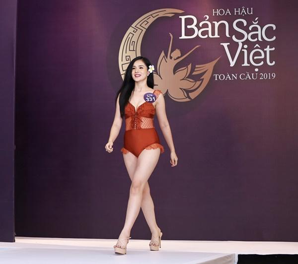 Bạn gái Trọng Đại U23: Gia đình, bạn trai phản đối đi thi hoa hậu-1