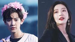 Nghi vấn Chanyeol (EXO) và Joy (Red Velvet) lén lút hẹn hò, yêu đương ở nước ngoài?
