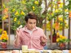 Huỳnh Lập gây sốt với 'câu thần chú' mùa Tết