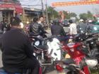 Thái Bình: Dùng dao quắm xông vào ngân hàng cướp 200 triệu