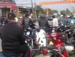 Cướp ngân hàng ở Thái Bình: Xịt hơi cay nhân viên, chém trưởng thôn-2
