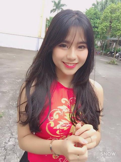 Nhan sắc ảo tung chảo của hot girl tik tok Hường Bear đang xôn xao với tin đồn lộ clip nóng 20 phút-10