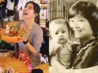 Khoe nhan sắc 34 năm trước, BTV Hoàng Linh cũng giật mình khi cô bé 'hói đầu' ngày nào nay đã 2 con