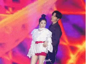 Sân khấu thị phi nhất SM Town Concert 2019: LeeTeuk (Super Junior) có quấy rối Irene (Red Velvet)?