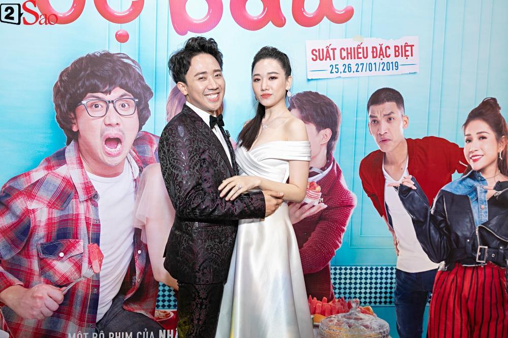 Trấn Thành lo sợ Hari Won đánh ghen khi thấy mình tình tứ với Lan Ngọc-2
