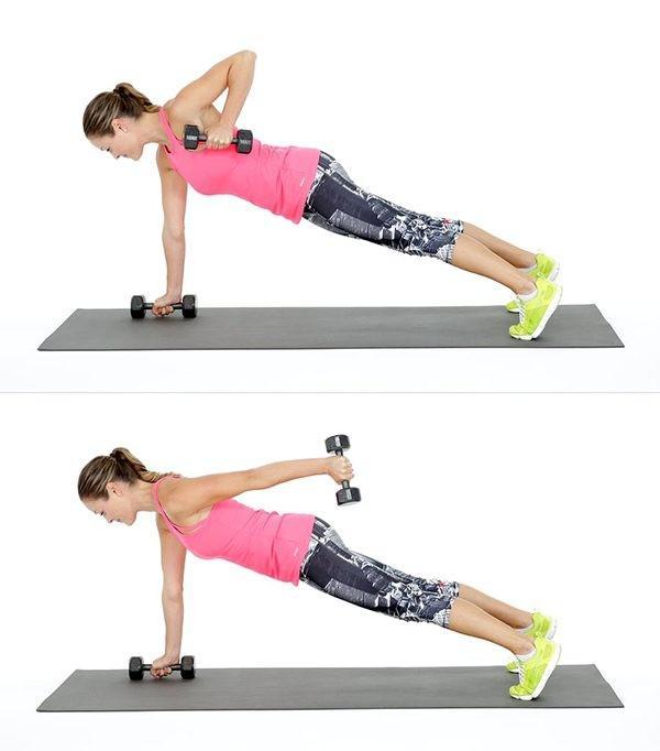 Các bài plank tại nhà cực dễ cho ngày Tết ăn uống thả ga không lo béo bụng-2