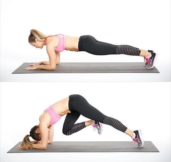 Các bài plank tại nhà cực dễ cho ngày Tết ăn uống thả ga không lo béo bụng-4