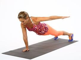 Các bài plank tại nhà cực dễ cho ngày Tết ăn uống thả ga không lo béo bụng