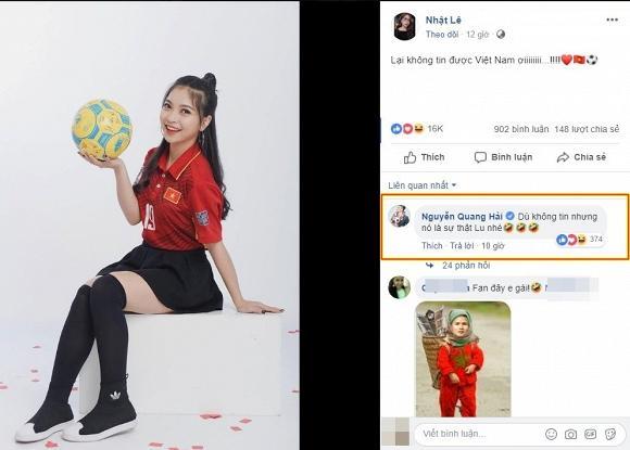Trước nghi vấn chia tay, bạn gái bất ngờ làm hành động lạ với Quang Hải-2