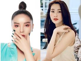 Mặc ai nói ngả nói nghiêng, Hoa hậu Thu Thảo vẫn hết mình ủng hộ tiệm nail 'vừa đắt vừa thấy gớm' của Kỳ Duyên