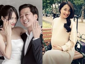 Rộ tin Nhã Phương đã sinh con gái đầu lòng cho Trường Giang sau 4 tháng kết hôn