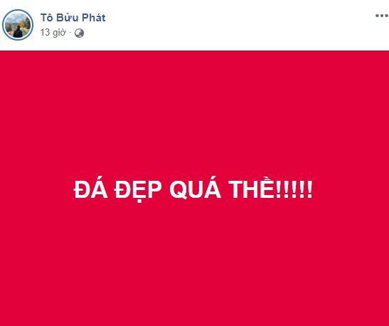 Tuyển Việt Nam dừng chân ở tứ kết, nam thanh niên trùm Quốc kỳ khóc thâu đêm ngoài trời lạnh-2
