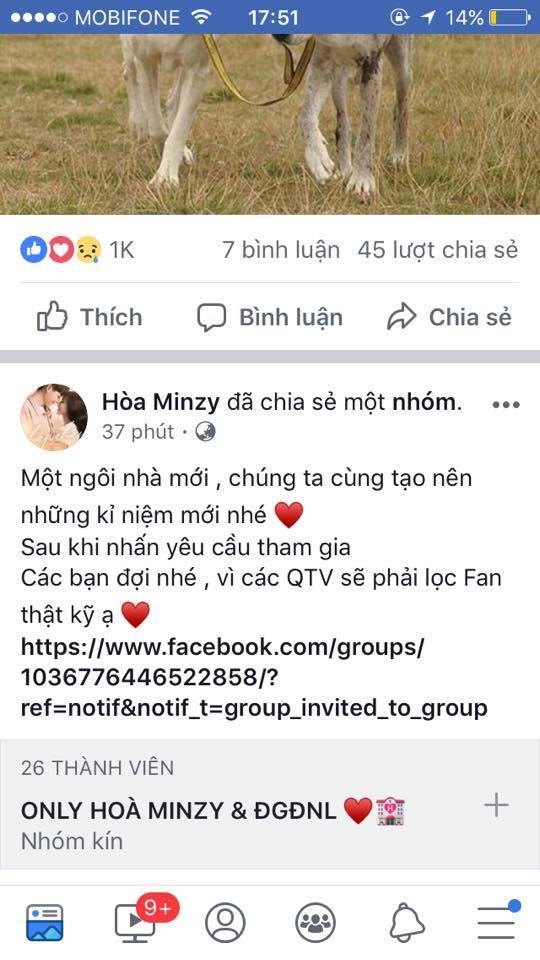 Vận đen chưa buông, Hòa Minzy lại bị chỉ trích kiêu căng vì đòi lọc fans thật kỹ-3
