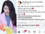 Vận đen chưa buông, Hòa Minzy lại bị chỉ trích kiêu căng vì đòi 'lọc fans thật kỹ'