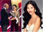 Nhắn tin làm quen đối thủ Brazil tại Miss Universe 2019, Hoàng Thùy nhận cái kết bất ngờ từ cực phẩm mỹ nhân-9
