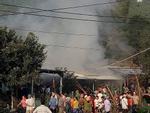 Cháy quầy tạp hóa ở Quảng Nam, bé gái 3 tuổi thiệt mạng