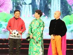 Táo Quân 2019: Ngọc Hoàng 'đi bão' cùng trẻ trâu, Bắc Đẩu hóa thân thành Vua cà phê