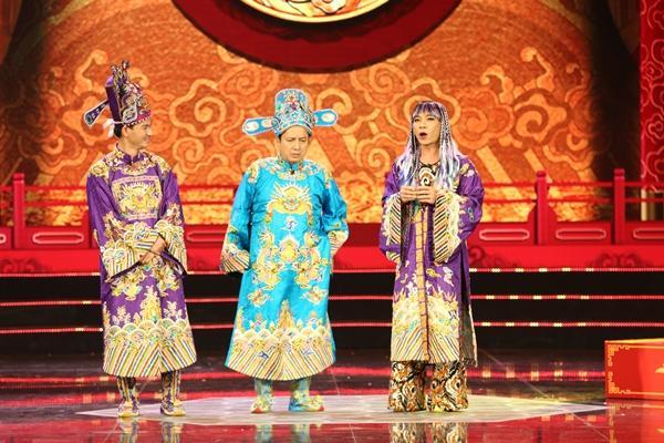 Táo Quân 2019: Ngọc Hoàng đi bão cùng trẻ trâu, Bắc Đẩu hóa thân thành Vua cà phê-2