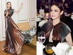 'Chịu chơi' như Huyền Baby: Sang Singapore chỉ để sắm một bộ váy rồi về