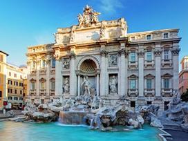 Cái kết của những đồng xu dưới đài phun nước ở Italy