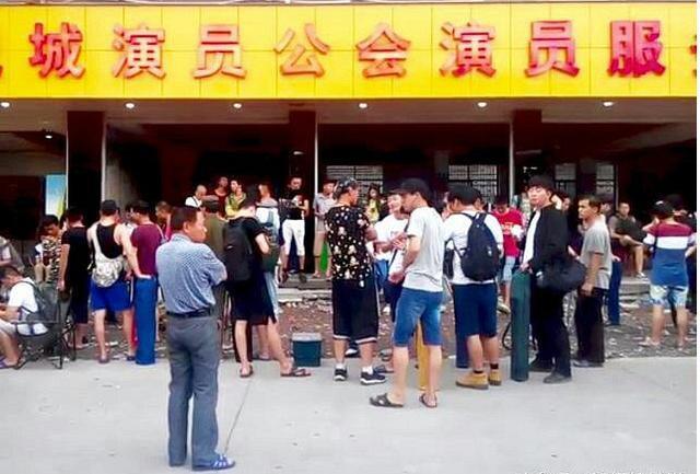 Cảnh tủi nhục, lương bèo bọt của diễn viên quần chúng ở Trung Quốc-3
