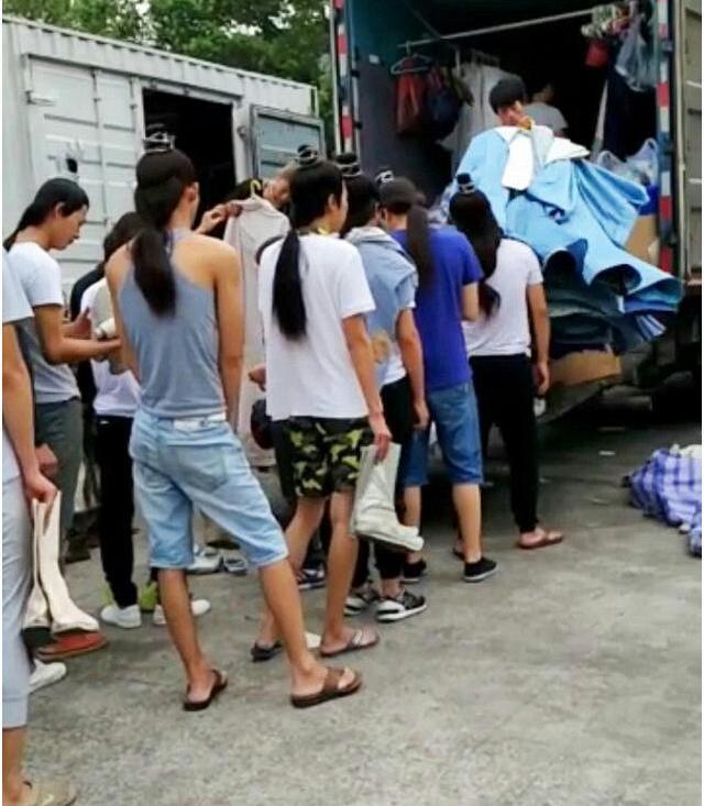 Cảnh tủi nhục, lương bèo bọt của diễn viên quần chúng ở Trung Quốc-4