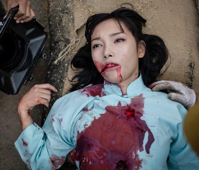 Cảnh tủi nhục, lương bèo bọt của diễn viên quần chúng ở Trung Quốc-11