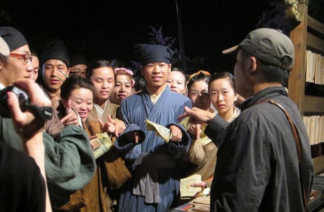 Cảnh tủi nhục, lương bèo bọt của diễn viên quần chúng ở Trung Quốc-12