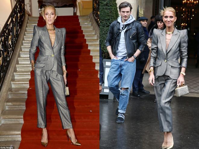 Britney Spears xuống sắc, Celine Dion gầy trơ xương sau 20 năm-4