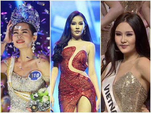 Ngân Anh và hành trình chông gai tại Hoa hậu Liên lục địa
