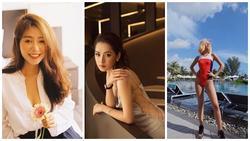 3 nàng hot girl 'gái ngoan' một thời lột xác thành mỹ nhân trưởng thành gợi cảm