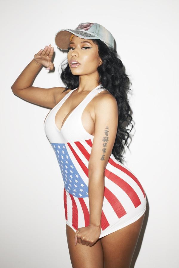 Có ai được như Nicki Minaj: 5 MV nhiều lượt xem nhất toàn là… hát ké cho người khác-3