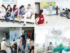 Chữa bệnh tế nhị ở phòng khám Trung Quốc, một phụ nữ phải cấp cứu