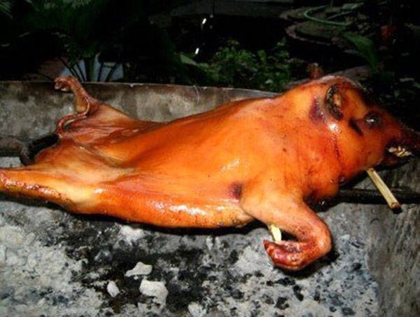 Gỏi lá, măng nướng xào vếch bò ngon nức tiếng ở Tây Nguyên-1