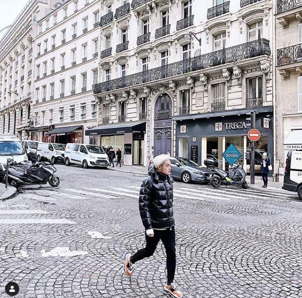 Ca sĩ Quang Vinh chia sẻ một góc nhìn hoàn toàn khác khi đến Pháp du lịch-7