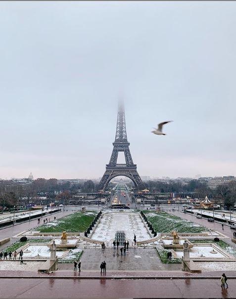 Ca sĩ Quang Vinh chia sẻ một góc nhìn hoàn toàn khác khi đến Pháp du lịch-2