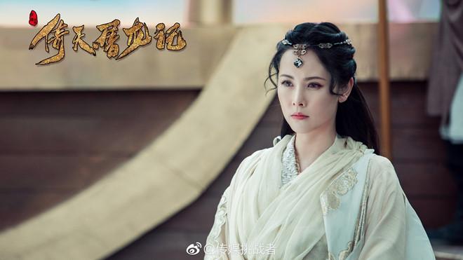 Hai nữ chính 9X và dàn diễn viên xinh đẹp của Tân Ỷ Thiên Đồ Long ký-10