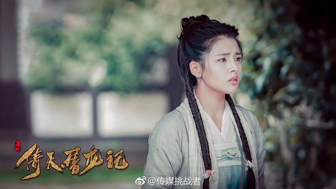 Hai nữ chính 9X và dàn diễn viên xinh đẹp của Tân Ỷ Thiên Đồ Long ký-11