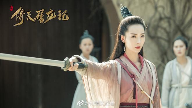 Hai nữ chính 9X và dàn diễn viên xinh đẹp của Tân Ỷ Thiên Đồ Long ký-13