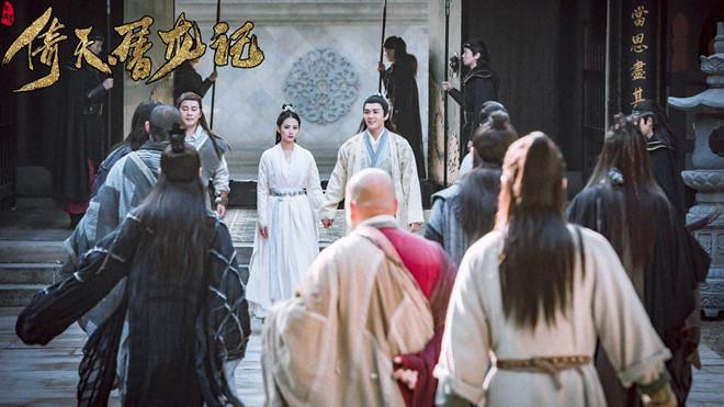 Hai nữ chính 9X và dàn diễn viên xinh đẹp của Tân Ỷ Thiên Đồ Long ký-2