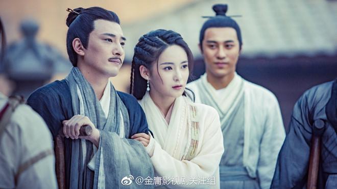 Hai nữ chính 9X và dàn diễn viên xinh đẹp của Tân Ỷ Thiên Đồ Long ký-7