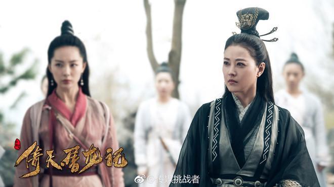 Hai nữ chính 9X và dàn diễn viên xinh đẹp của Tân Ỷ Thiên Đồ Long ký-9
