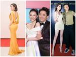 Dát hàng hiệu trị giá 3,5 tỷ đồng, Trấn Thành - Hari Won chiếm trọn spotlight thảm đỏ tuần qua