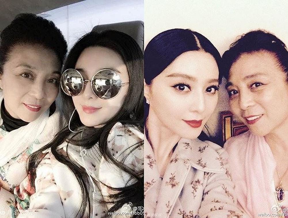 Những bà mẹ trẻ đẹp ăn đứt con gái của mỹ nhân Hoa ngữ-1