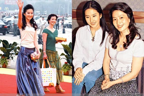 Những bà mẹ trẻ đẹp ăn đứt con gái của mỹ nhân Hoa ngữ-4